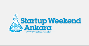 Startup Weekend Ankara Poster