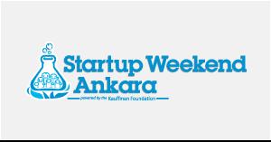 Startup Weekend Ankara Poster